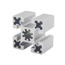 Perfil de extrusión de aluminio anodizado Perfil de la llanta de aleación de fabricante