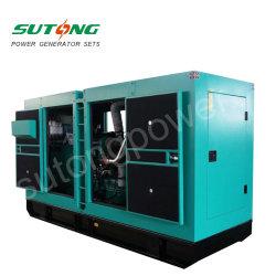 Potência de 400 Kw do Motor Cummins super silencioso 500 kVA gerador diesel