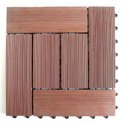 Prezzo di fabbrica Commercio all'ingrosso piscina coperta piastrelle legno di plastica composito Tile Hot Selling prodotto