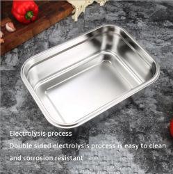 신선한 고기를 위한 고품질 음식 콘테이너 또는 야채 또는 과일