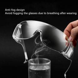 Prodotto protettivo della muffa degli occhiali di protezione del laboratorio degli occhi di protezione di sicurezza trasparente degli occhiali di protezione