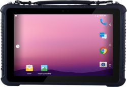 China Professional 10 pouces 10.1 pouces Android 9.0 industriel robuste Tablette PC avec prise en charge 3G/4G WiFi Bluetooth intégré 10000 mAh Batterie 5,0 MP + 13,0 MP webcam HD