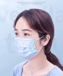 الصين الجملة غير الطبية البالغين 3 بولي لا منسوج حلي [فلتر] [فلتر] وجه غبار واقية قناع مصنع سعر