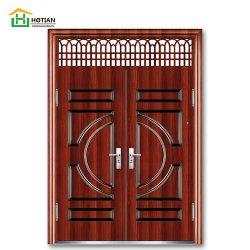 Porta de Aço de segurança Bloqueio de múltiplos porta de ferro