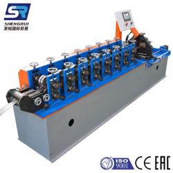 مع CE وISO عالي السرعة التصنيع الذي تم التنبؤ به درج الكابلات ماكينة تشكيل اللفات الباردة