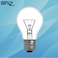 A55/A60 Iluminação Globo B22 Limpar vidro fosco Lâmpadas Incandescentes 220-240 V 40W 60W 100W