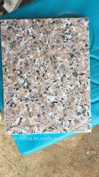Barata de China/Rosa Porrino/Baldosas de granito/Bandas/adoquines escalera de granito granito fuera flameados/Bushhammered/Natural/Split Adoquines