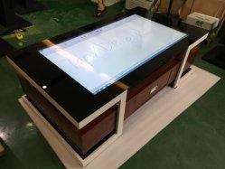 55인치 셀프 서비스 정보 키오스크 쇼핑몰 디스플레이 랙 대화형 게임 테이블