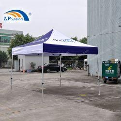 Personalizar 10X10 pés dobráveis e marquise de Pop-up tenda para a promoção ao ar livre