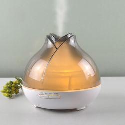 La brume de la conception de la lampe témoin LED pour panneau en plastique rotative diffuseur ultrasonique