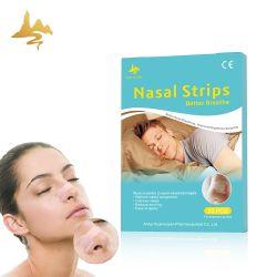 도매 제품 하모니 라이프는 수면 코골이 방지 스트립의 질을 개선한다
