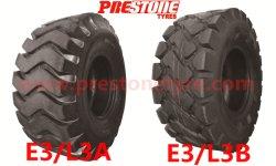 ローダーのDozersのグレーダーOTRはタイヤまたはタイヤの製造E3/L3 14.00-24に14.00-25 15.5-25 16.00-24 16.00-25 17.5-25 18.00-25 20.5-25 23.5-25 26.5-25 29.5-25 29.5-29偏る