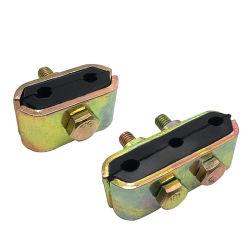 굴착기 고압 오일 파이프 고정 파이프 클램프 엔진 클램프 코벨코 SK 대우 PC Zx Cat Sumitomo용 굴착기 액세서리