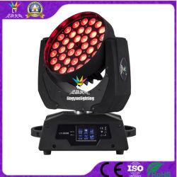Mini-lautes Summen DJ der LED-bewegliches Hauptwäsche-36X10W beleuchtet