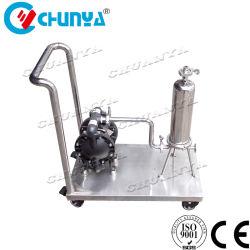 Purificateur d'eau du filtre à cartouche de filtre à air pompe à vide