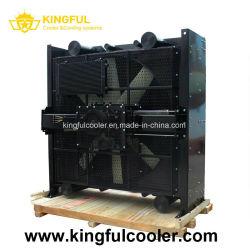 Kundenspezifische Motor-Wasser-Kühlvorrichtungen für Energien-Generator