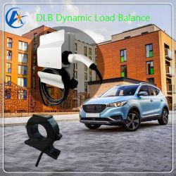 AC EV Mode station de charge de 3 EV 7.4KW 32d'un chargeur avec équilibrage de charge dynamique dlb