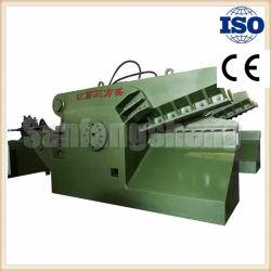 Q43-200b resíduos Hidráulico Metal em aço inoxidável de cisalhamento de ferro