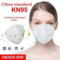 KN95 마스크/FFP2 마스크/KN95 얼굴 마스크/FFP2 얼굴 마스크/SGS 테스트