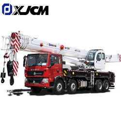Aufbau 25ton 30ton 50ton Hydraulic Engine Crawler Crane Tower Mobile Truck Crane