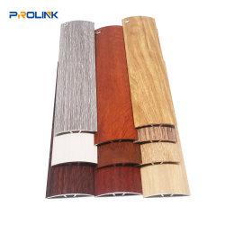 Revêtement de sol stratifié Accessoires Seuil de céréales en bois dans le matériau aluminium