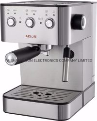 Ручное управление кофе кофеварка эспрессо с Италией насоса