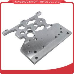 CNC van de hoge Precisie de Legering die van het Aluminium voor Vervaardiging machinaal bewerkt