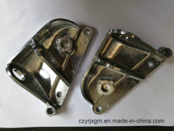 fundição de moldes de alumínio peca usada no equipamento para trabalhar madeira