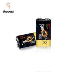 最もよい品質のRoHS SGS IEC MSDSの熱い販売9V 6lr61の極度のアルカリ電池