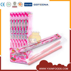 Tube long Loly Bubble Gum Candy