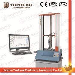 ユニバーサル引張強さ機械織物の抗張試験機の製造業者