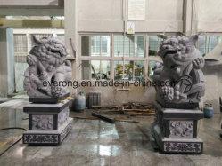 Большие серые, Сад Скульптур животных статуи льва с базы
