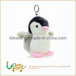 O OEM presente de Natal Enfeites Winter Penguin Plush Doll Toy