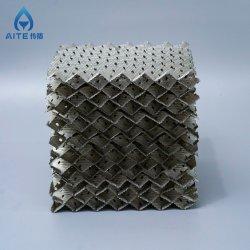 125y 250y 500y estruturado de metal da chapa de papelão ondulado para embalagem de Torre de embalagem
