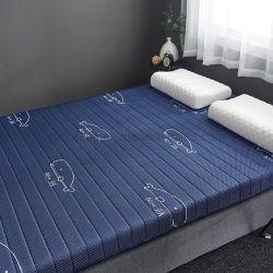 기숙사 침대 매트리스 다중목적 롤 Foldable 피부 충분히 친절한 기억 장치 거품