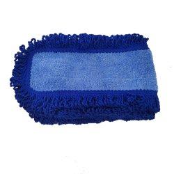 2021 13 * 62cm 먼지 제거용 테이스형 블루 극세사 습식 물걸레 패드