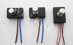 Регулятор яркости освещения приборов и переключатель корректора фар с помощью поворотного переключателя ручки из алюминия для настольный светильник