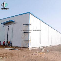Низкая стоимость изготовлен из стали структуры склад завода рабочего совещания