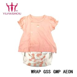 Настраиваемые образом хлопка ребенка/девушки/Детский/мальчика/грудных ребенка/детей печать с вышитым вязание одежды из группы торговых марок