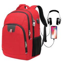 En voyage d'affaires étanche Smart sacoche pour ordinateur portable avec sac à dos Sac à dos avec la charge USB et port casque sac à dos souple en stock