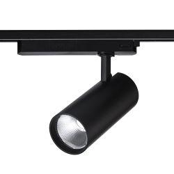 40W High efficiency Commercial LED Track Light 4-draads spotlight CREE Lifud