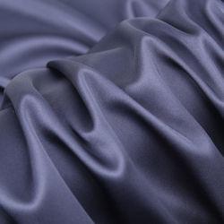 Haut grande lumière mousseline de soie satin élastique Tissu pour robe formelle