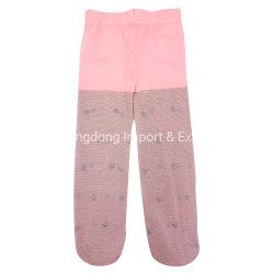 Venda por grosso de Seda Moda crianças bebé collants meias