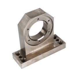 맞춤형 알루미늄 의료 장비 CNC 부품