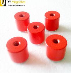 Potenciômetro de tinta vermelha Magneto Alnico
