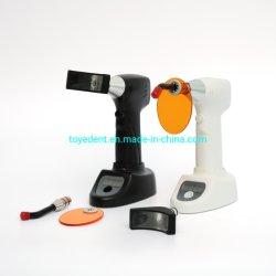 Новый продукт 2 в 1 зубов Отбеливание зубов и лампа освещения застывания