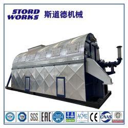 Linea di produzione per la farina di pesce e essiccatore del pacchetto di tubi ASME per la spedizione