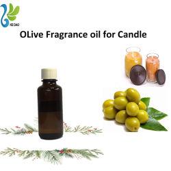 Livello verde oliva dell'olio di fragranza concentrato per la candela