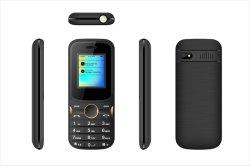 2020 동남 아시아 시장을%s 가장 새로운 1.77inch GSM 특징 전화 OEM 이동 전화