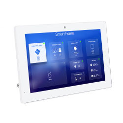 10 Zoll-Screen-Tablette androide OS-Wand-Montierungs-androide Tablette Poe aller in einer PC Tablette mit Fingerspitzentablett